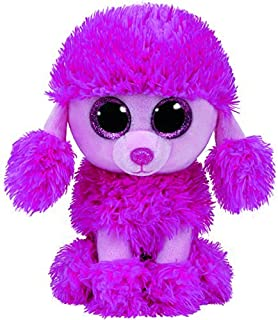 TY Beanie Boo Plush - Patsy the Poodle 15cm by Carletto Ty