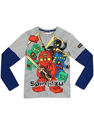 LEGO Ninjago Jungen Ninjago Langarmshirt 134