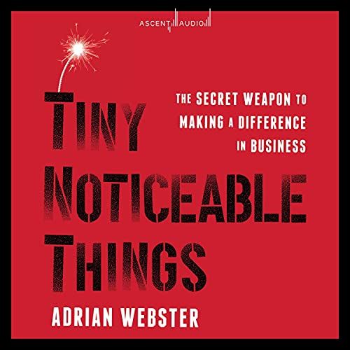 Tiny Noticeable Things cover art