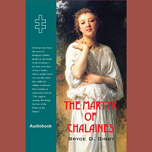 The Martyr of Chalaines audiobook cover art