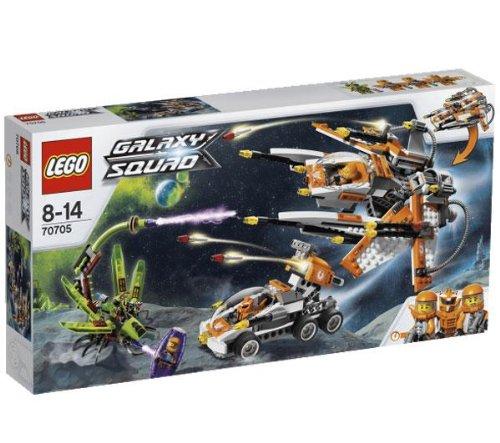 LEGO Il Vascello Insecticida - 70705