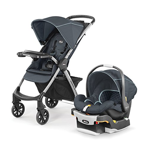 Chicco Mini Bravo Sport Travel System, Midnight