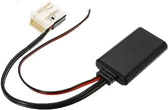 Clase M W164 Cable de audio con adaptador Bluetooth para clase W169 Clase CLK W209 Clase GL X164 Clase B W245 Clase C W203 Akozon 12 pines Clase R W251