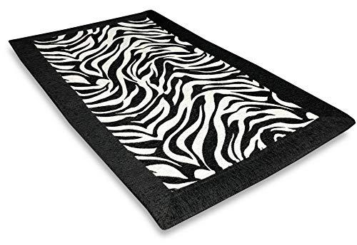 Tex family Alfombra de cebra Dis. Zebra 60 x 100 cm
