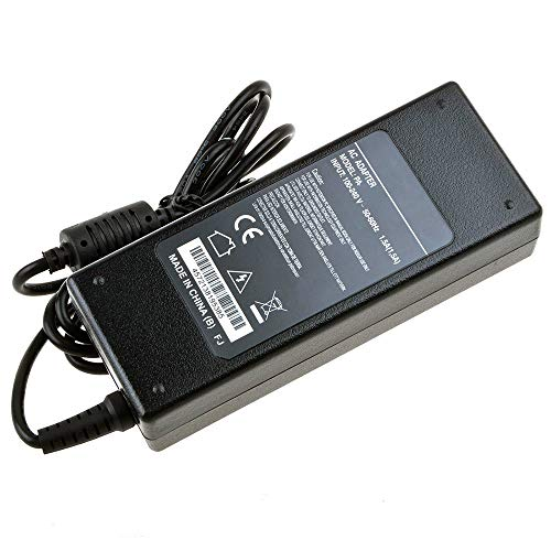 "AT LCC AC/DC Adapter for Asus 22"" 23"" 24"" 27"" ASUS ROG Swift PG278Q PG279Q 27"" WQHD 2560x1440 Backlight LED G-SYNC Gaming LED Monitor MX279H VX239H VX279H MX239H LS246H LS248H-A"