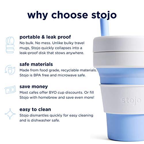 stojo『折り畳みマイカップ』