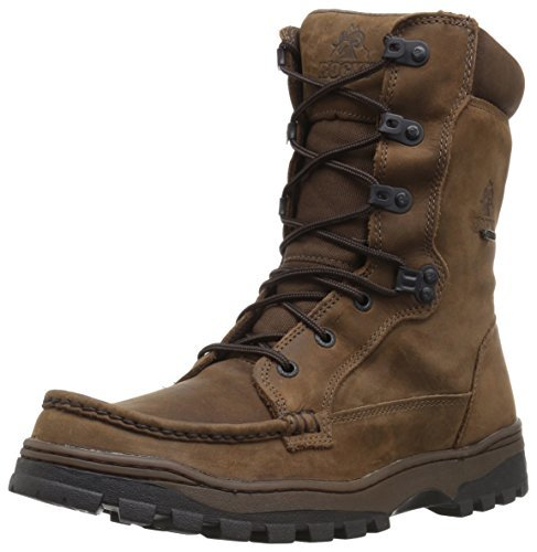 Rocky Men's FQ0008729 Hiking Boot, Light Brown, 10 ME