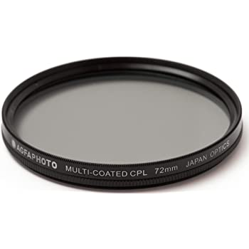 C-PL 72mm Circular Polarizer Multithreaded Glass Filter Multicoated for Tamron SP AF 17-50mm f//2.8 XR Di-II VC LD