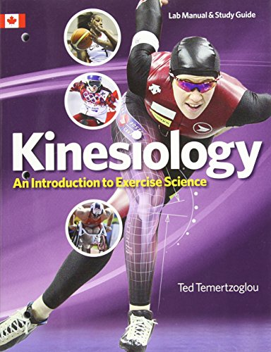 Kinesiology: Lab Manual & Study Guide