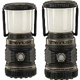 Streamlight 44931 Siege Compact, Cordless, 7.25' Alkaline Hand Lantern - Coyote - 540 Lumens & 44941 Siege 200 Lumen Ultra-Compact Work Lantern (Coyote Green, 3xAA Battery) - 200 Lumens