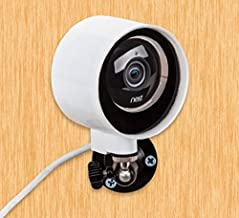 Outdoor Case and Flexible Wall Mount for Nest Cam & Dropcam Pro - 100% Weatherproof - 100% Day & Night Vision - with Heat ...