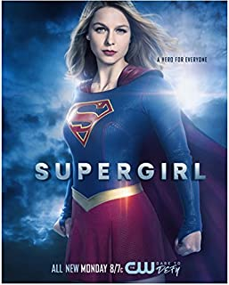 Best supergirl 2015 poster Reviews