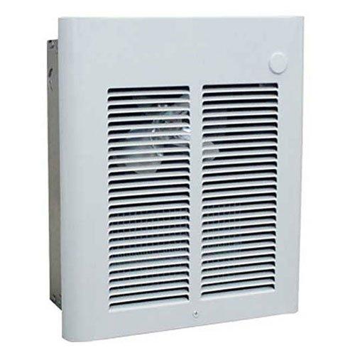 Berko Small Room Fan-Forced Wall Heater, 1500W, 120V