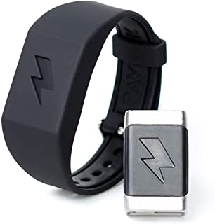 Pavlok 2 - Updated Edition (2020) - Fitness Tracker, Change Habits and Wake Up with Electric Zap, Improved Bluetooth and R...