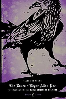 The Raven: Tales and Poems (Penguin Horror) by [Edgar Allan Poe, Guillermo del Toro]