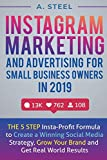 Instagram Marketing and Advertising for Small Business...