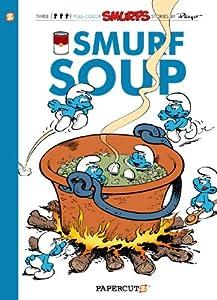 The Smurfs Graphic Novels 13巻 表紙画像