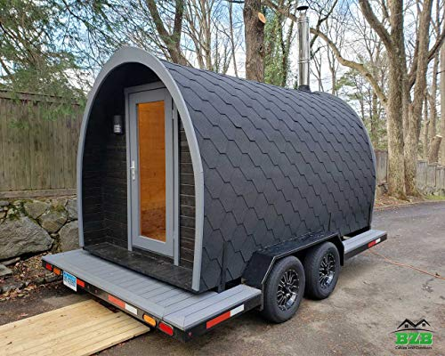 Is an Outdoor Igloo Pod Sauna Right For You? 2