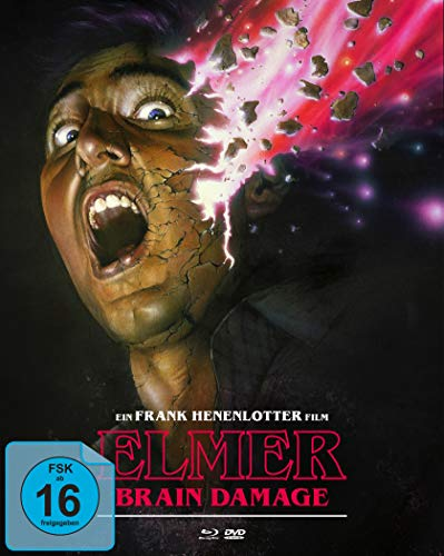 Elmer - Brain Damage (Mediabook + 2 DVDs) [Blu-ray]