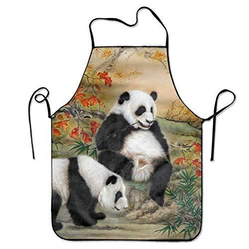 bester der welt N / Panda C Unisex-Kochschürze ohne Antivirus-Kochschürze. Kochschürze Grillschürze 2021