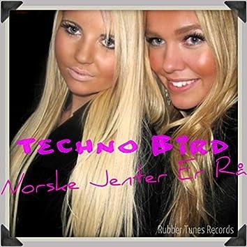 Norske Jenter Er Raa (Original Radio Mix)