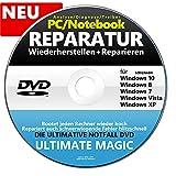 2021 - TREIBER CD DVD FÜR COMPUTER LAPTOP NOTEBOOK FÜR WINDOWS XP BIS 10 UNIVERSAL - NEU-
