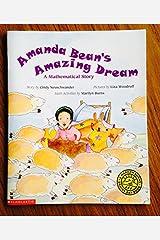 Amanda Bean's Amazing Dream: A Mathematical Story Paperback