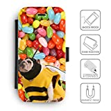Grand Phone Cases Flip PU Leather Wallet Case with Credit
