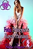 Futa Princess's Royal Passion (The Futa Virus Book 76)