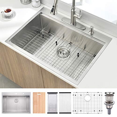 Stainless Steel Thickness Kitchen Sink