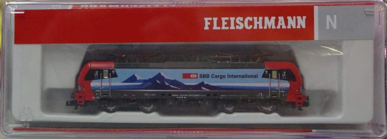 Fleischmann 739374 Elektrolokomotive 193 478  Gottardo, SBB Cargo Internationa