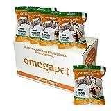 Comida para Perro Natural Barf - Pavo Y Cordero 5K (Pack 5 Bolsas de 1KG) - OMEGAPET