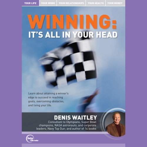 Winning audiobook cover art