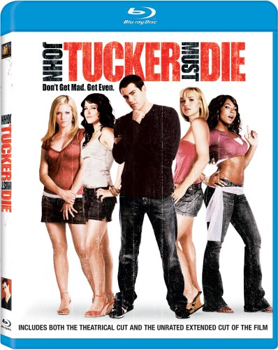 John Tucker Must Die [Edizione: Stati Uniti] [Reino Unido] [Blu-ray]