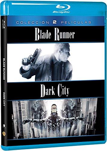 Pack: Blade Runner + Dark City [Blu-ray]
