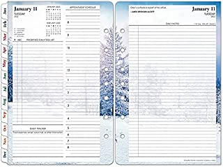 $54 » FranklinCovey Classic Seasons Two Page Per Day Ring-Bound Planner - Jan 2022 - Dec 2022