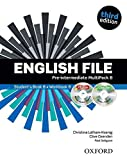 English File Third Edition: Pre-Intermediate Multipack B SB+WB Lessons 7-12: The best way to get your students talking