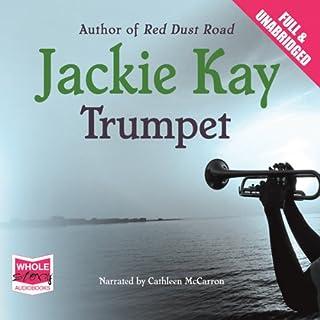 Trumpet audiobook cover art