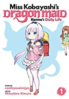 Miss Kobayashi's Dragon Maid Kanna's Daily Life 1 (Miss Kobayashi's Dragon Maid: Kanna's Daily Life)