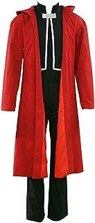 CosplayLife Fullmetal Alchemist Edward Elric Cosplay Costume for Men | Full Set