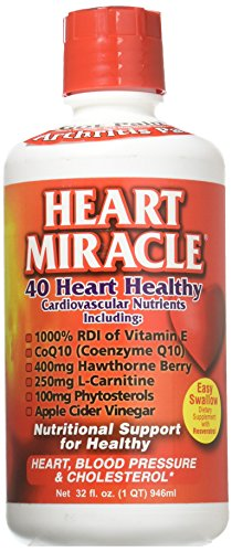 Century Systems - Heart Miracle, 32 oz Liquid