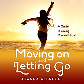 Moving On and Letting Go audiobook cover art