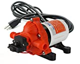SEAFLO 33-Series Industrial Water Pressure Pump w/Power Plug...