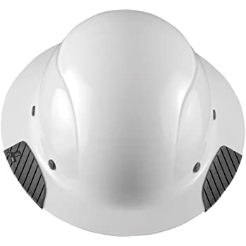 LIFT Safety HDF-15WG DAX Hard Hat, White
