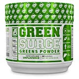 Best Green Superfood Powders - Green Surge Green Superfood Powder Supplement - Keto Review