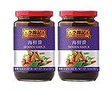 Lee Kum Kee Hoisin Sauce (2 Pack, Total of 28oz)