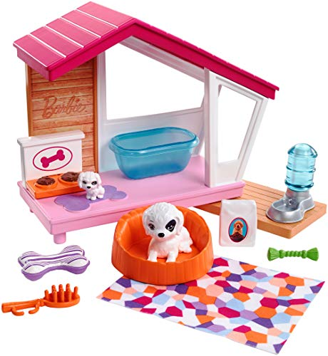 Barbie FXG34 Dog House Indoor Ac...