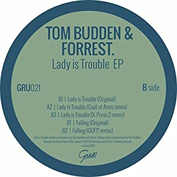Lady Is Trouble EP