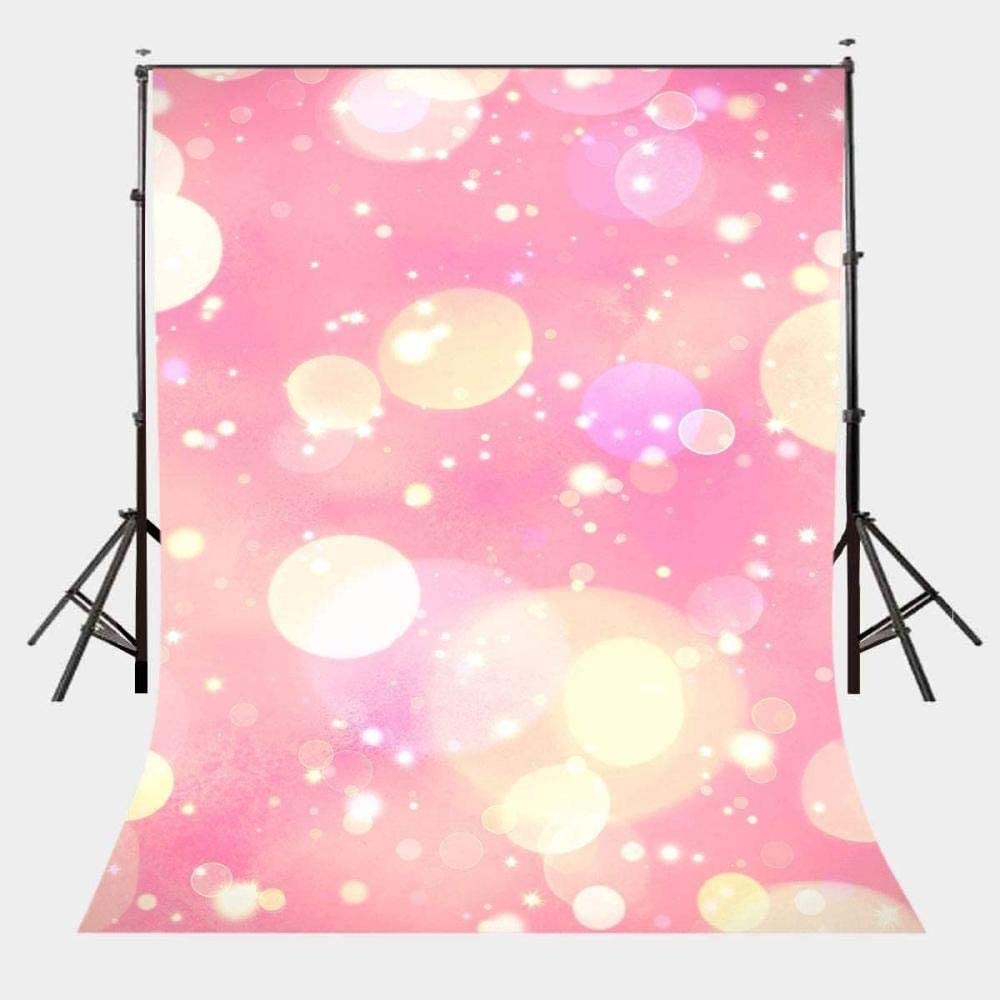 Zhy 5X7FT Galaxy Earth Background Blue Purple Starry Sky Outer Space Planet Universe Photography Backdrop Baby Boys Kids Birthday Party Decoration Backdrop Studio Photo Booth