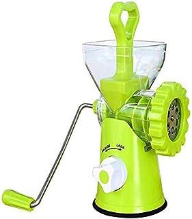 CJTMY Petite Farce Machine, Heavy Duty puissant Ventouse for utilisation Accueil rapide et facile for toutes les viandes